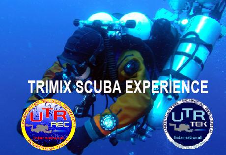 TRIMIX SCUBA EXPERIENCE